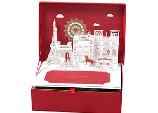 Book shape gift box